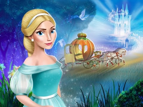 Cinderella Classic Fairy Tale for Children | Full Story in English
