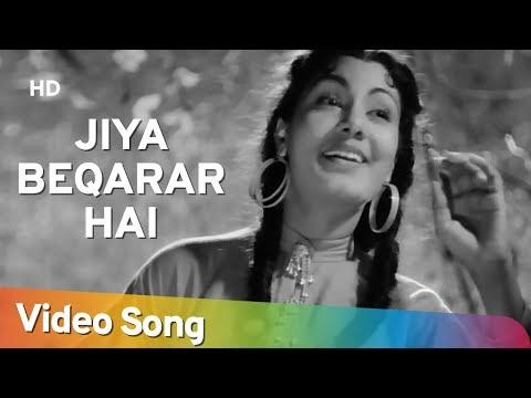 Jiya Beqarar Hai Chhayee Bahar - Nimmi - Barsaat - Bollywood...