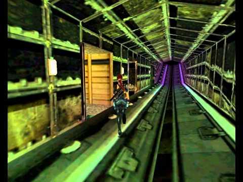 Tomb Raider 3 Glitchless Speedrun - Aldwych - 10:18