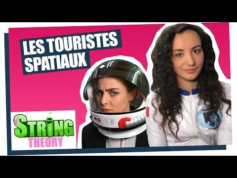 Les touristes spatiaux ?