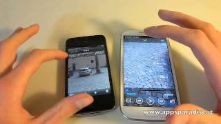 Confronto Samsung Galaxy S3 vs iPhone 4S ita by AppsParadise
