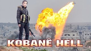 KOBANE BLOODY BATTLE- BOMBS vs. COURAGE