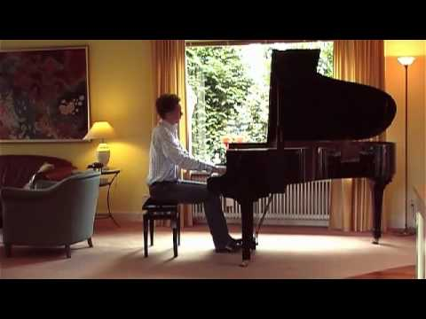 This is Rachmaninoff's prelude op. 3 no. 2 in C sharp minor. Played by Michiel Roosen.