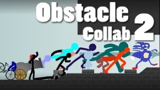 Obstacle Course Collab 2 (hosted by YeonAnims)