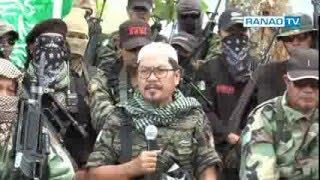 Interview with MILF Commander Aleem Abu Hanif Edris Salidawan