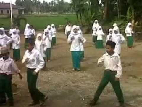Mdt Maura Senam Ceria Anak Indonesia video