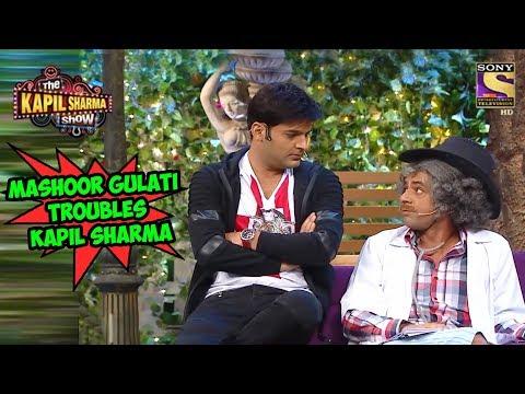 Mashoor Gulati Troubles Kapil Sharma - The Kapil Sharma Show thumbnail