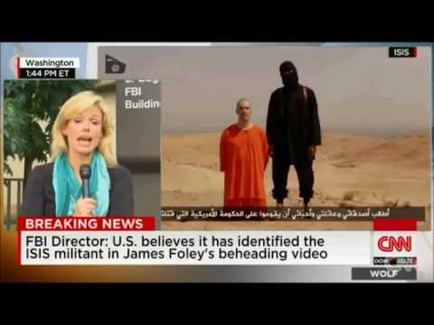 FBI Identifies ISIS Hostage Executioner of American Journalists