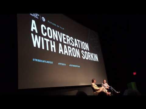 Aaron Sorkin on