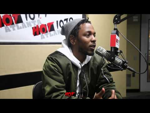 Kendrick Lamar Aims To Get 'Colorism Out The Game'