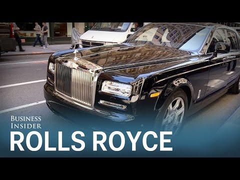 This $500,000 Rolls-Royce Phantom is like a yacht on wheels