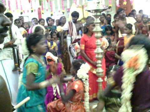 Vijayaramapuram Sri Mutharamman Temple Kummi Pattu Song video
