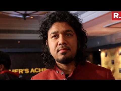 Complaint Filed Against Singer Papon For Kissing Contestant Of The Voice India Kids