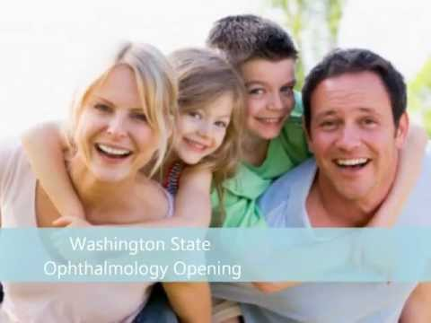 Washington State Ophthalmology Partner Wanted - Ophthalmologist Wanted in WA Eyejobsguy youtube