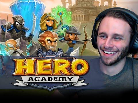 Hero Academy | The Ninja Owns Face!