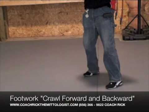 Coach Rick - Advanced Boxing Training - Footwork