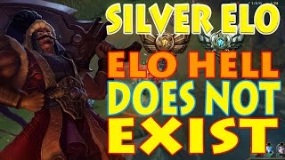 TRYNDAMERE VS GP: SMURFING SILVER ELO: HOW TO WIN MAJORITY OF GAMES:  ELO HELL DOES NOT EXIST