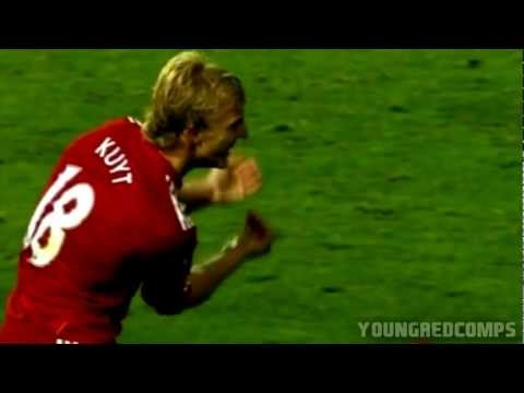 Goodbye Dirk Kuyt | Liverpool FC to Fenerbahce SK | 2012 | HD