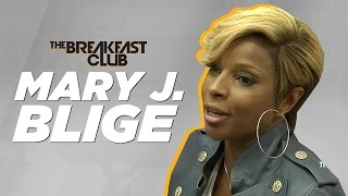Mary J Blige Interview At The Breakfast Club