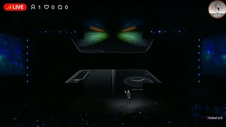 SAMSUNG S10,S10PLUS AND GALAXY FOLDING PHONE LAUNCHING LIVE