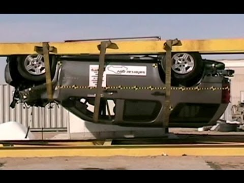 2007 Chevy Tahoe, краш-тест