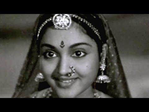 Chhodo Ji Kalaiyan Hamar - Vaijayanti Mala, Shamshad Begum, Bahar Song video