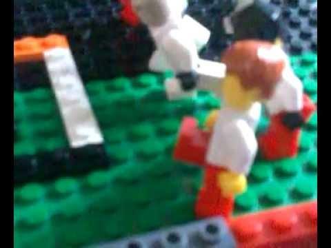 Lego Piłka Nożna: Polska Vs Kamerun