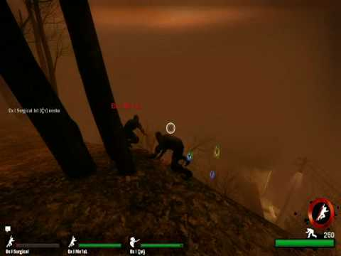 Left 4 Dead Hunter - Visceral L4D [Part 1]
