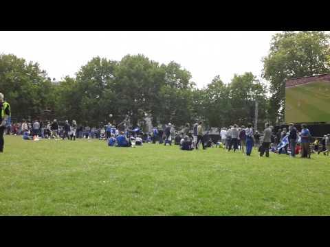 Chelsea FC Parade 2014/2015 Premiere League
