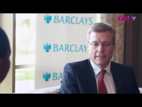 Business Today: David Hodnett, Barclays Africa