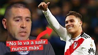Riquelme vs Quintero | Los MEJORES GOLES de Juanfer QUINTERO en su carrera