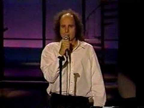 Steven Wright on Letterman: 1990