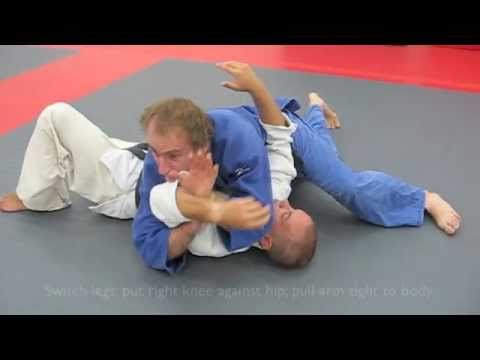 Judo: Three Submissions from Kesa-Gatame