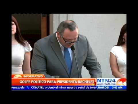 Hijo de la presidenta de Chile renuncia a su cargo tras escándalo por mutimillonario crédito