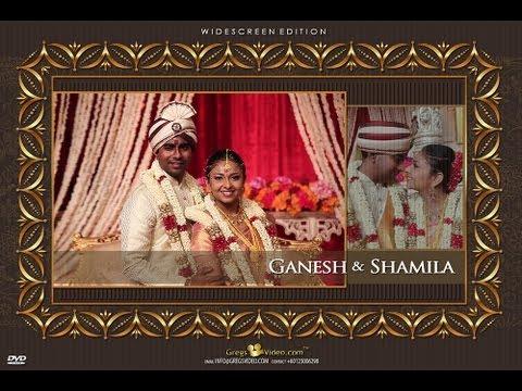 Largest Malaysia Tamil Wedding In Klcc     Ganesh & Shamila #malaysia Hindu Wedding video