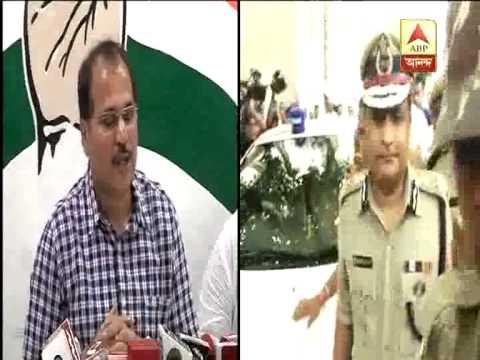 Adhir Chowdhury on DG's claim on Anubrata Mondal's involvement in Parui case