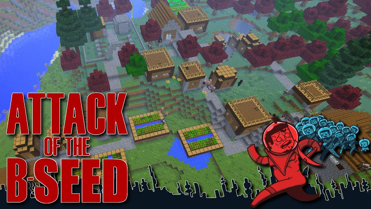 Attack of the b team seed maple woods village request youtube