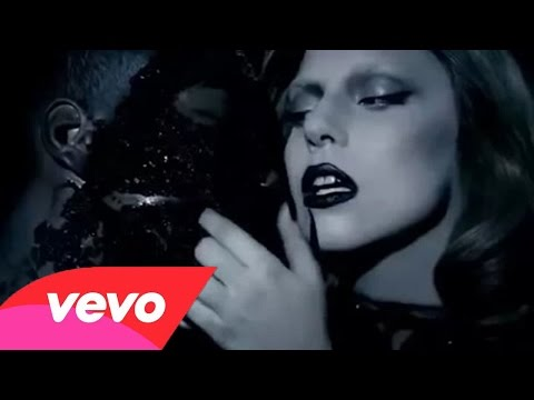 Lady Gaga - Do What U Want ft. R Kelly ( Music Video) HD