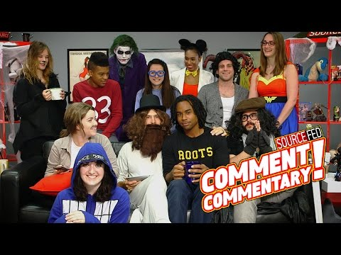 Halloween Orgy on COMMENT COMMENTARY 143