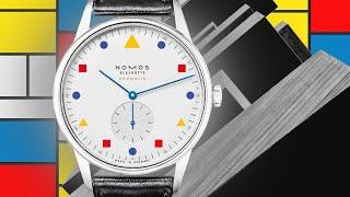 Understanding NOMOS Watches, Bauhaus & Industrial Design