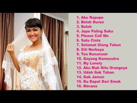 1 Jam Mengenang Lagu Almarhumah Julia Perez - Kumpulan Lagu JUPE