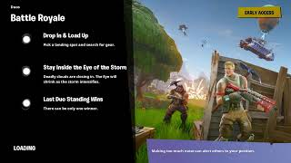Fortnite with Lospookies302 follow on mixer