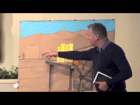 Children's Bible Talk   The Parable of the Cost of Discipleship