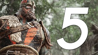 For Honor - Five Facts You Probably Didn't Know!