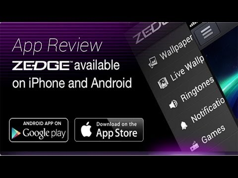 Zedge 4.0 - Everything You Need To Know! video