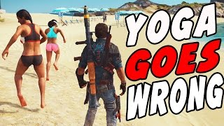 Just Cause 3 - Yoga Goes Wrong!! Tamil Gaming