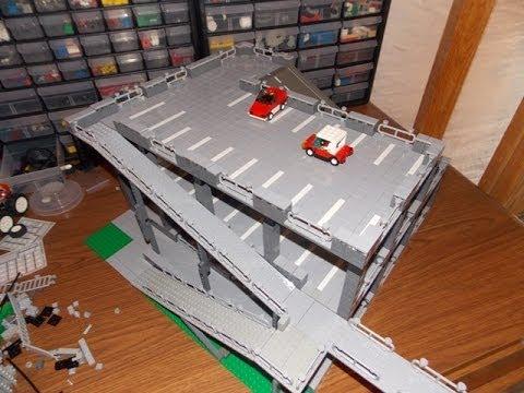 Build A Lego Car Ramp