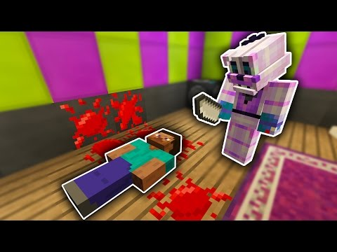 HE WAS MURDERED! | FNAF SISTER LOCATION HIDE N' SEEK! - Minecraft Mods
