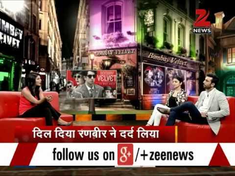 Exclusive: Candid chat with Bombay Velvet stars Ranbir Kapoor and Anushka Sharma