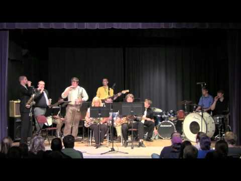 "TMC Jazz Ensemble ""When The Saints Go Marching In"" @ Truett-McConnell College"
